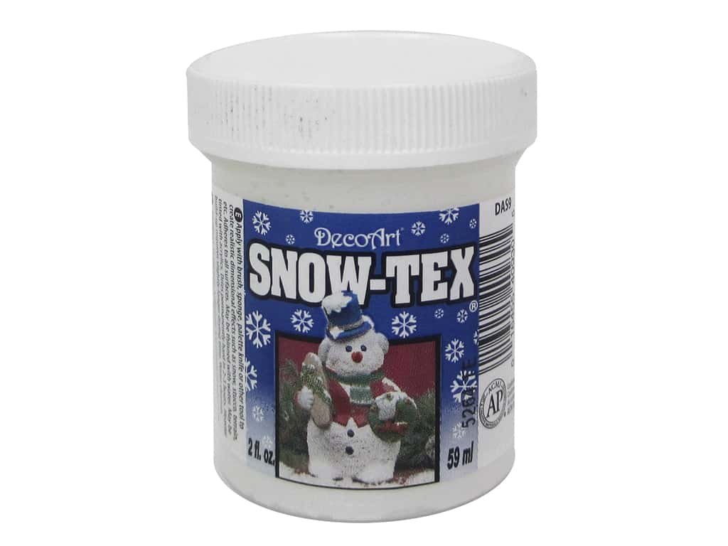 DecoArt Snow-Tex 2 oz.