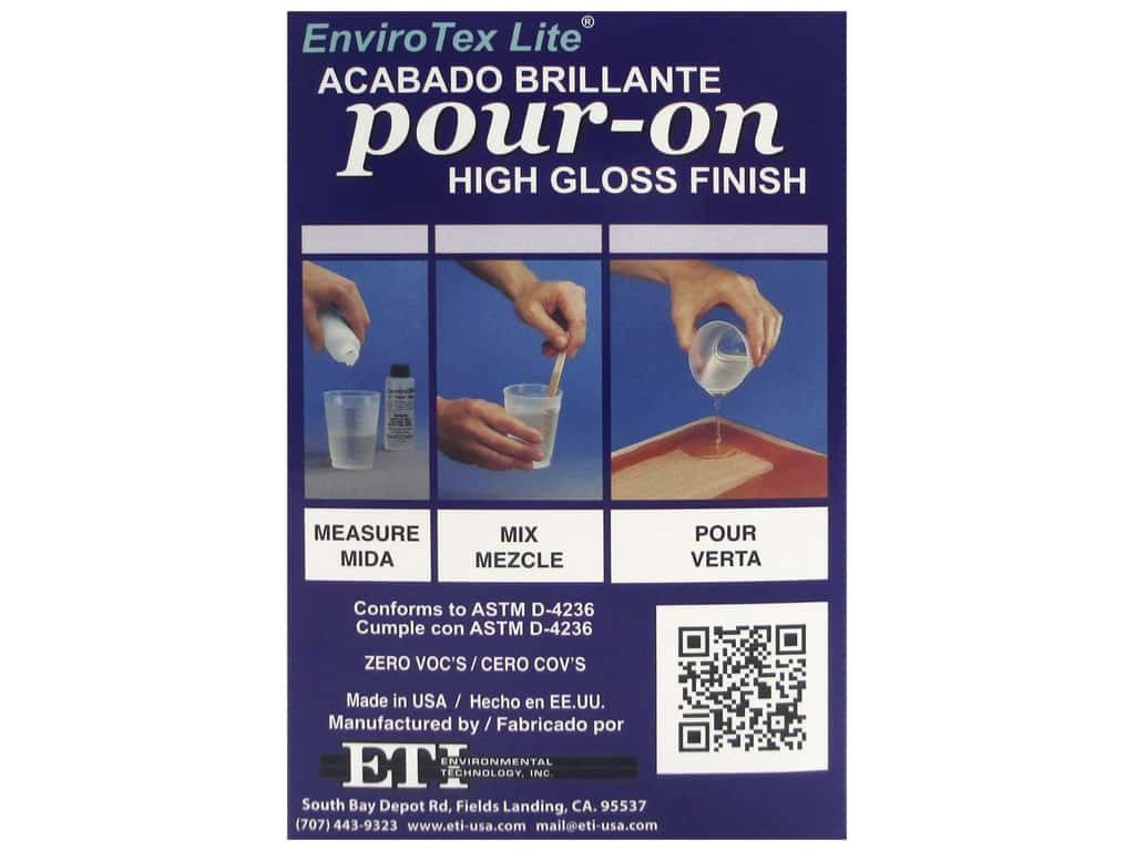 Envirotex Lite Kit Kit 8 oz
