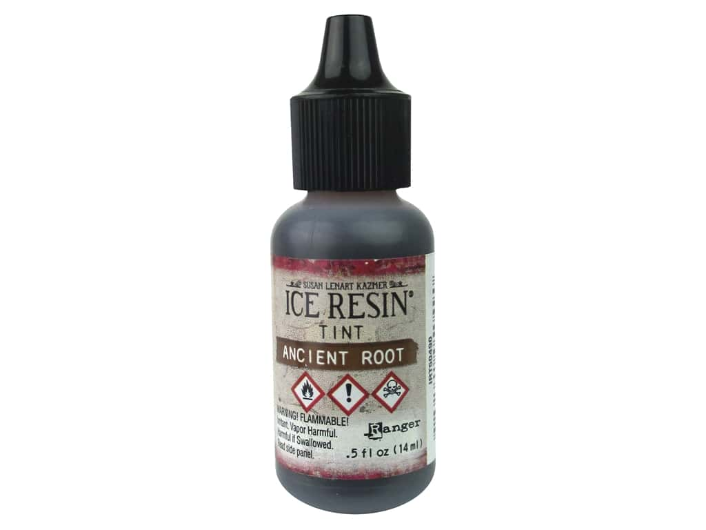 Ranger ICE Resin Tint 1/2 oz. Ancient Root