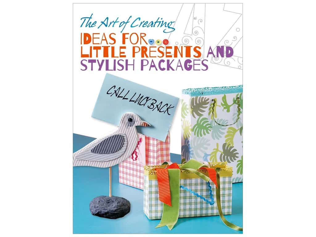 White Star Publishers Books Ideas For Little Presents And Stylish Packages Book