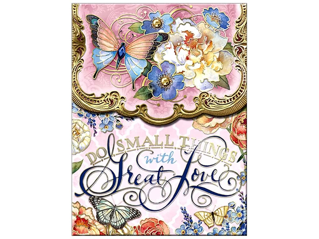 Punch Studio Pocket Note Pad Words of Wisdom Great Love