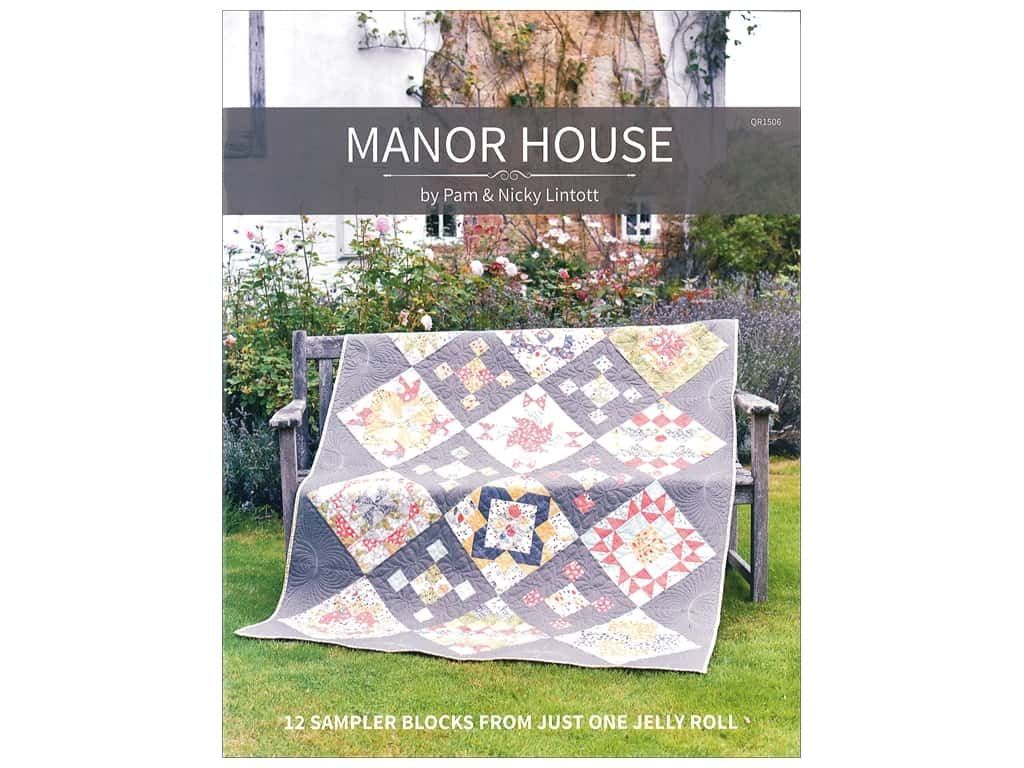 The Quilt Room Manor House Pattern