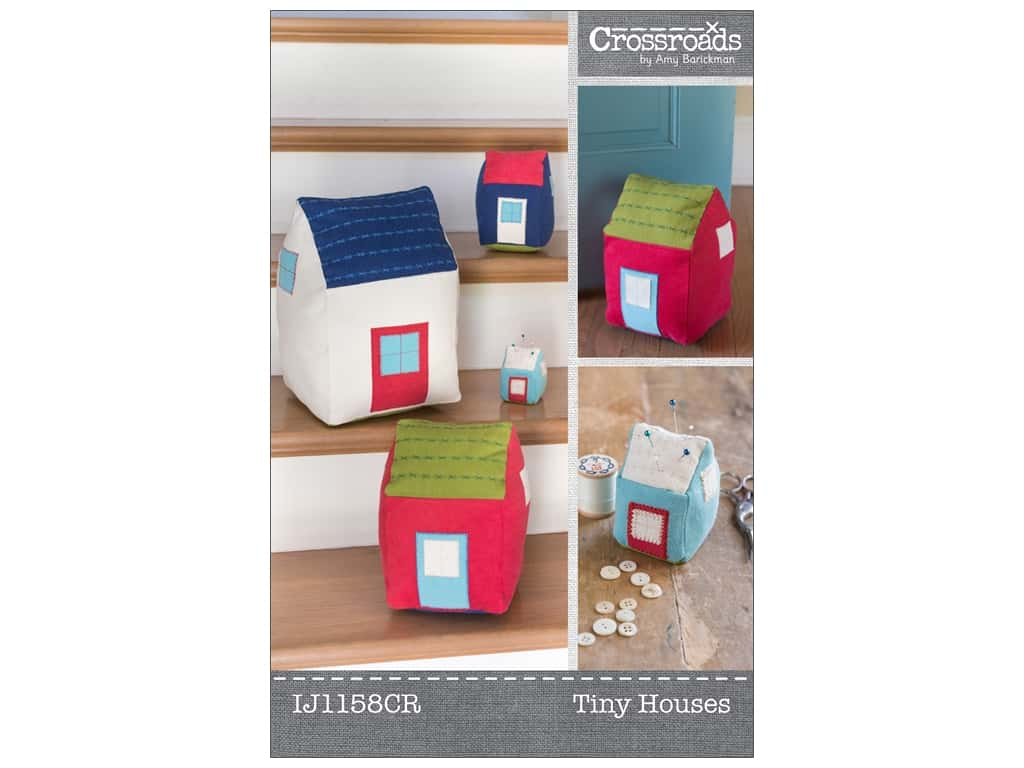 Indygo Junction Patterns - Tiny Houses