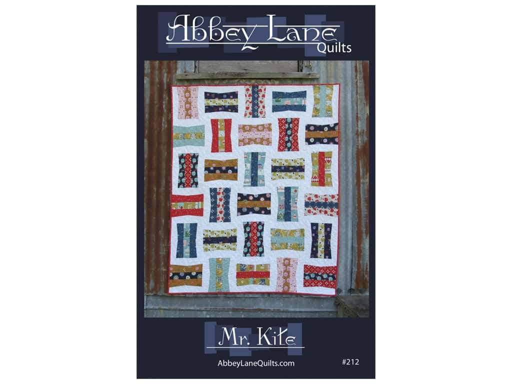 Abbey Lane Quilts Mr Kite Pattern