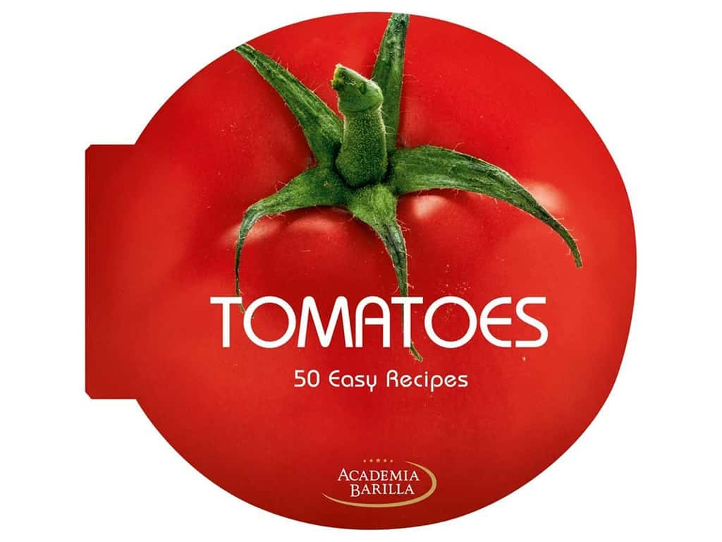 White Star Publishers Tomatoes Cookbook