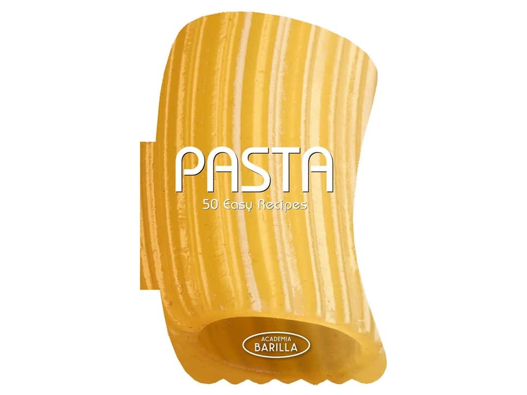 White Star Publishers Pasta Cookbook