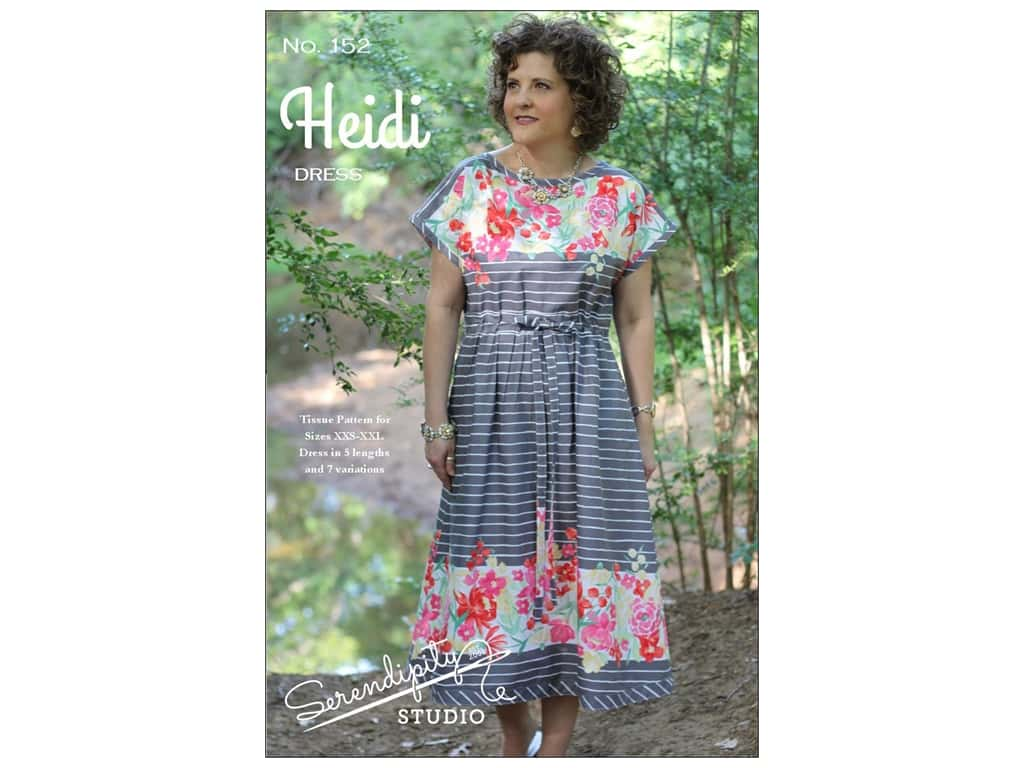 Serendipity Studio Heidi Dress Pattern