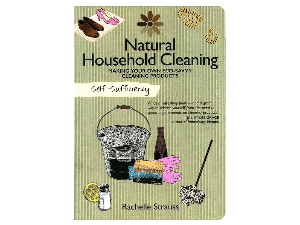 IMM Lifestyle Natural Household Cleaning Book