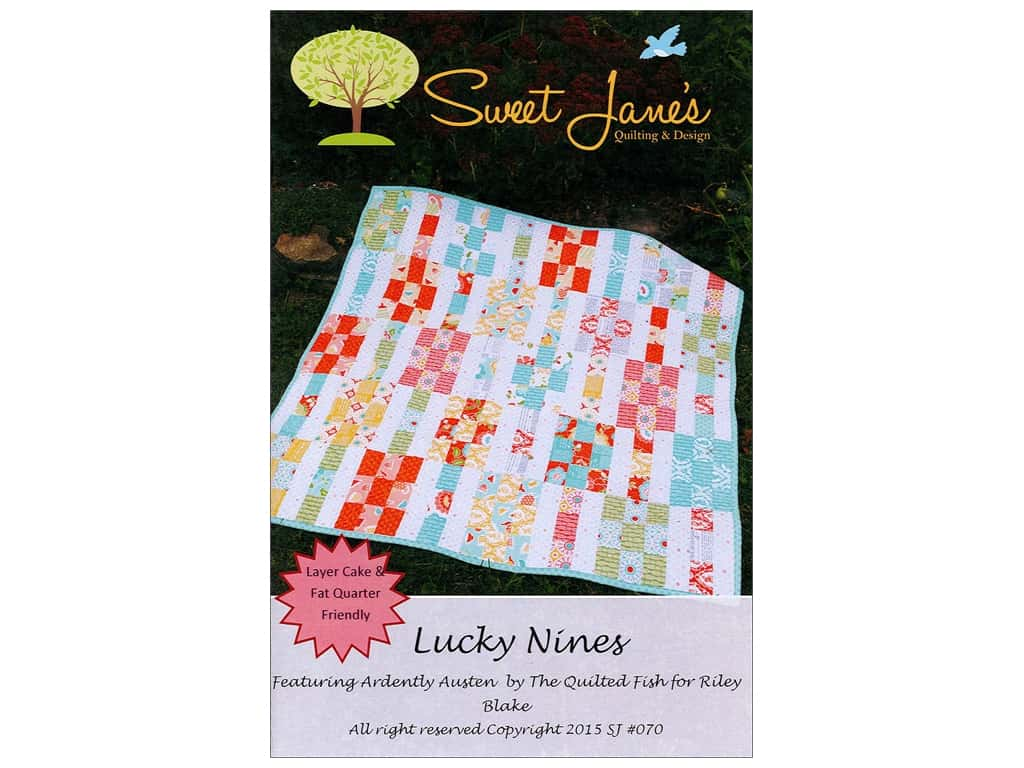 Sweet Jane's Designs Lucky Nines Pattern