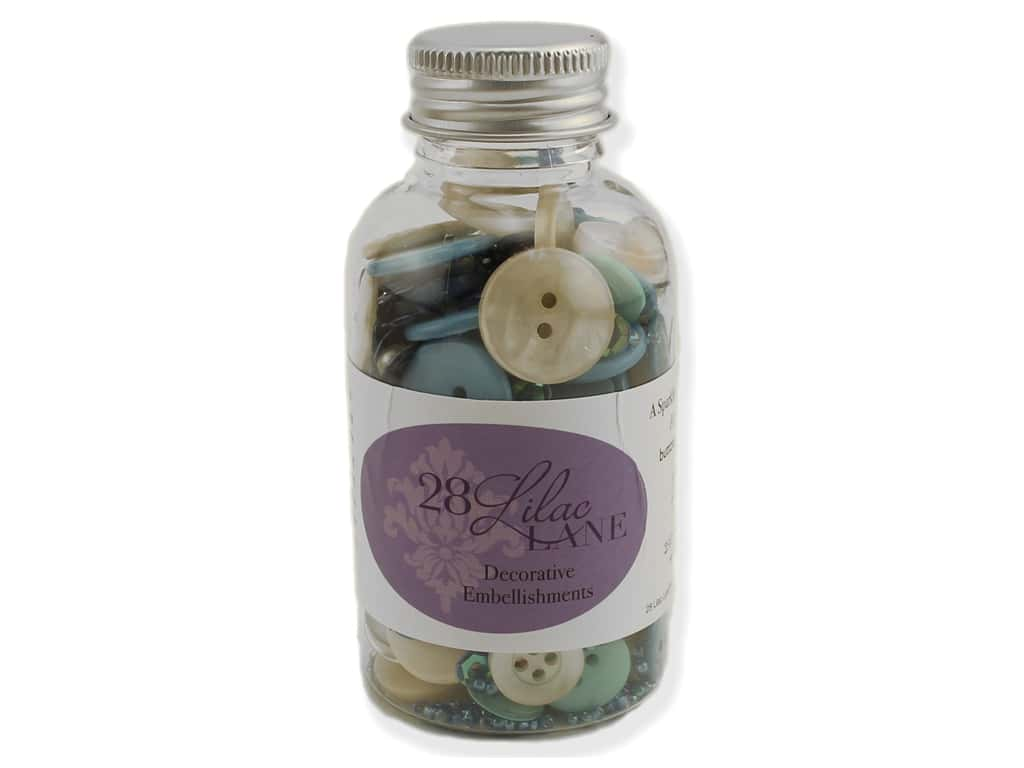 Buttons Galore 28 Lilac Lane Embellishment Bottle Birds Of A Feather