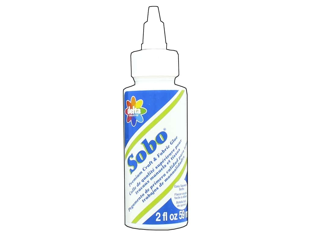 Delta Sobo Glue 2 oz.