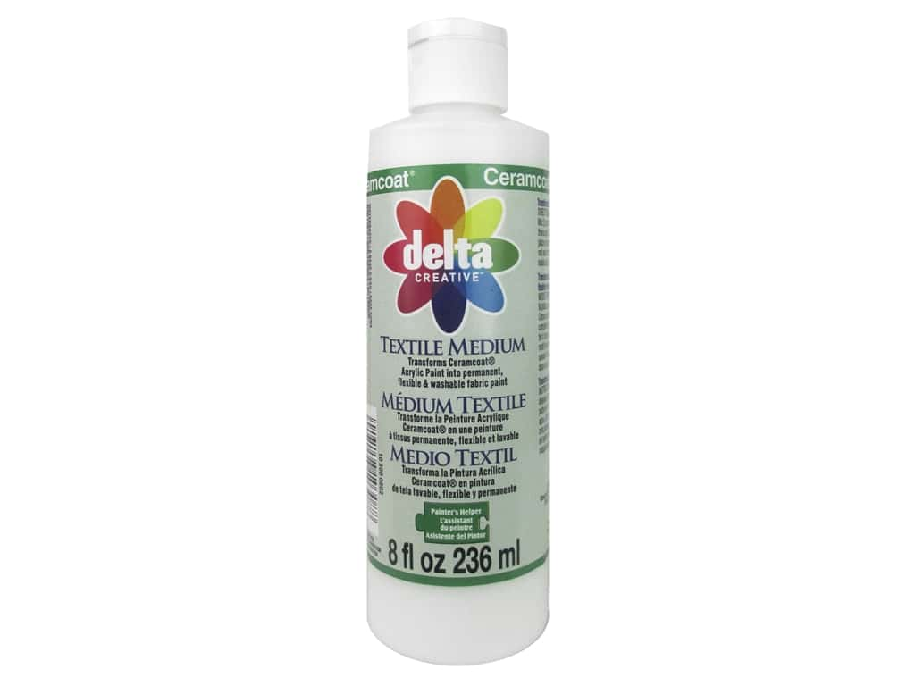 Delta Ceramcoat Textile Medium 8 oz.