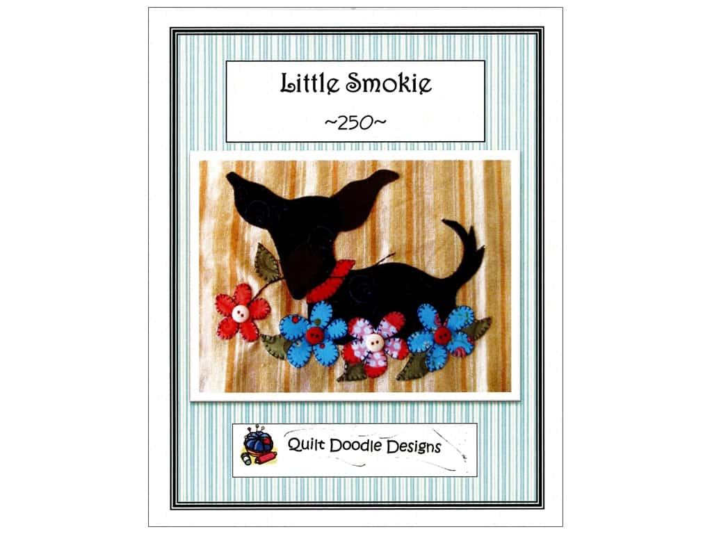 Quilt Doodle Designs Little Smokie Pattern