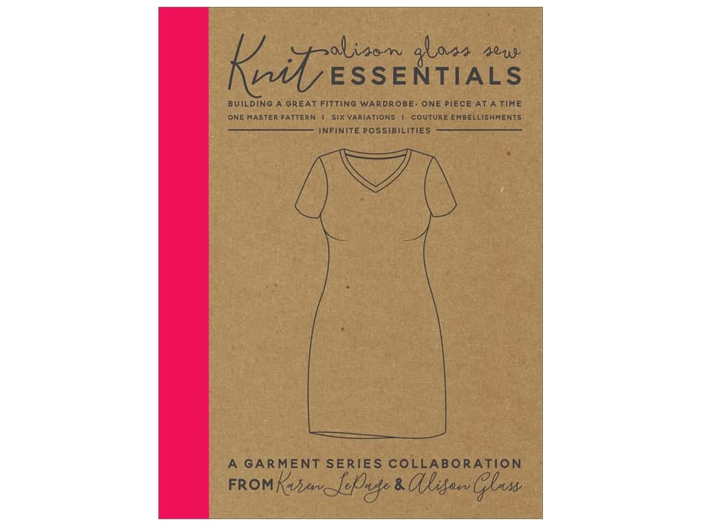 Alison Glass Knit Essentials Book