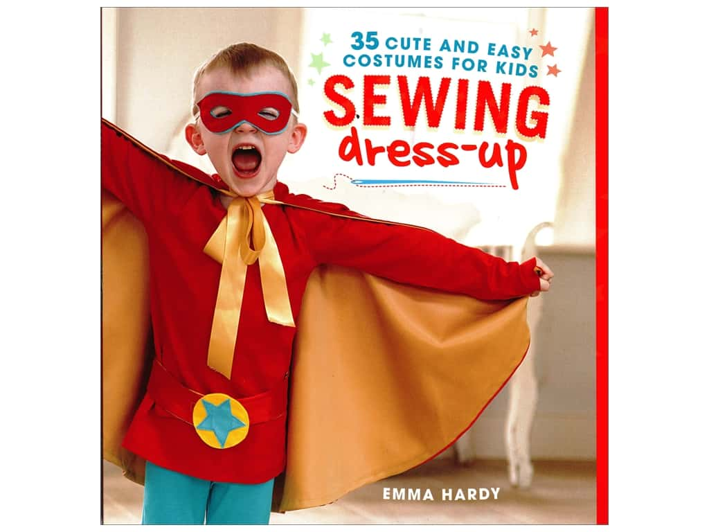 Cico Sewing Dress-Up Book