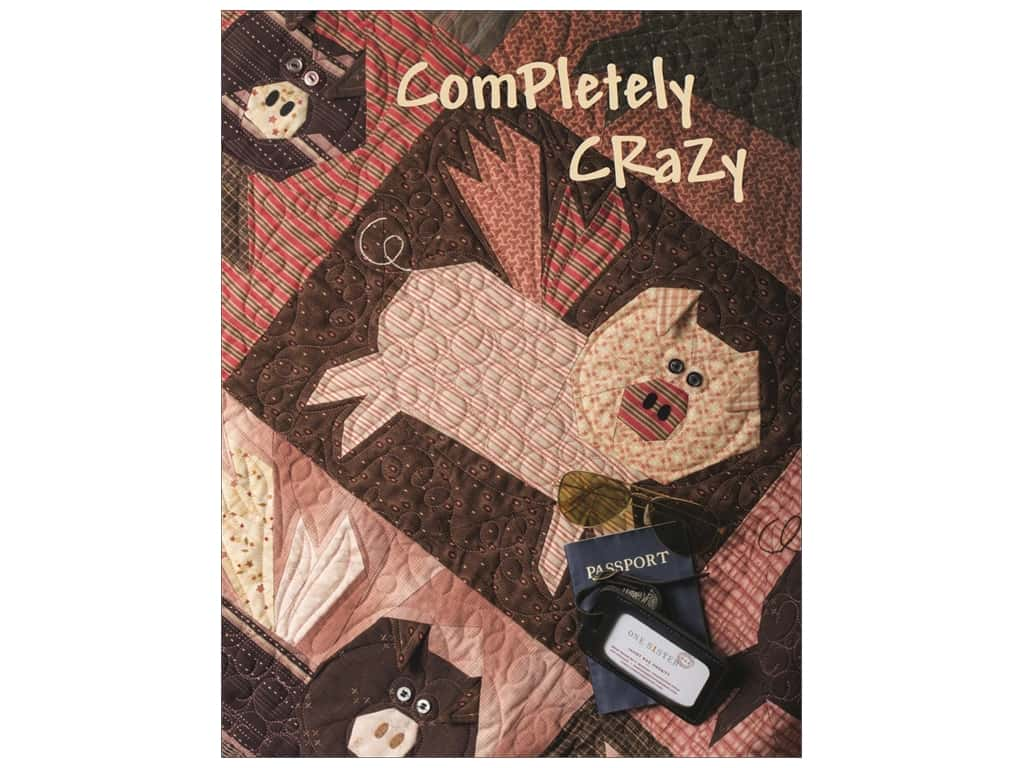 One Sister Designs Completely Crazy Book