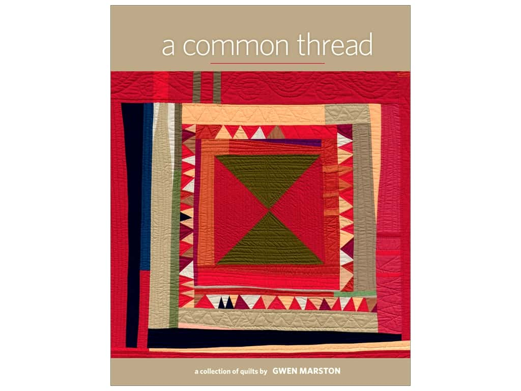 That Patchwork Place A Common Thread Book