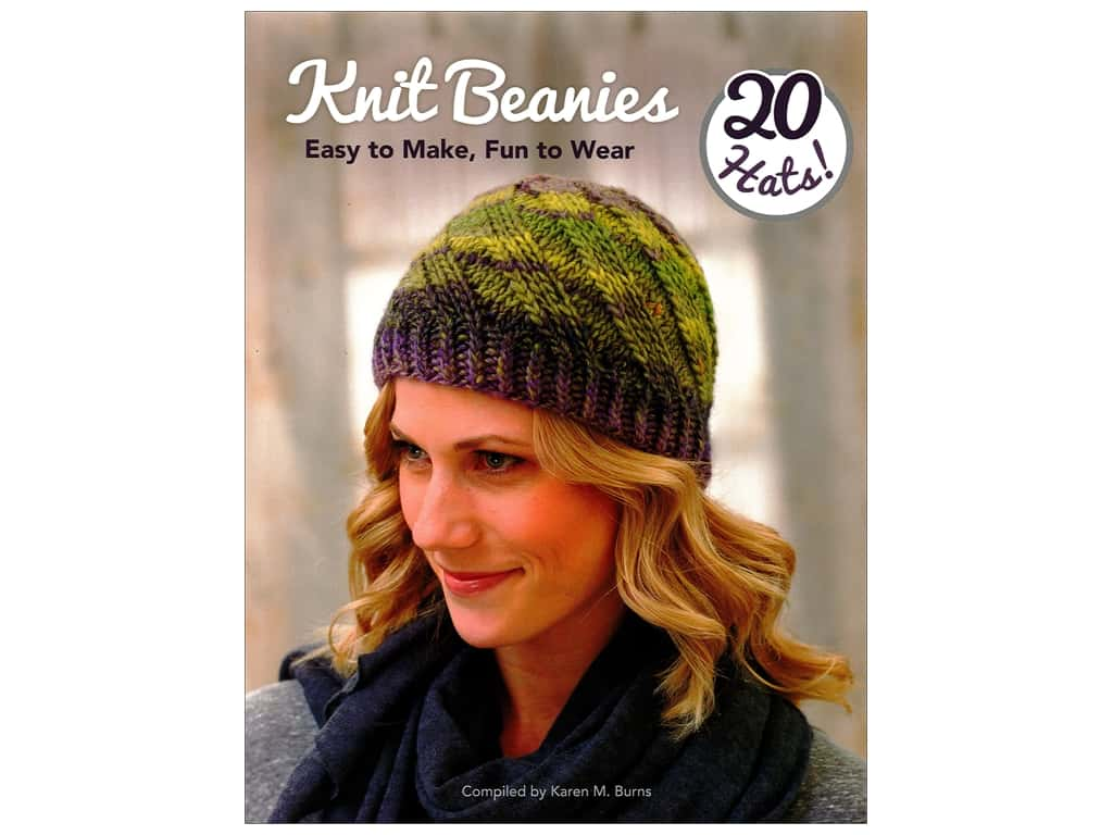 That Patchwork Place Knit Beanies Book