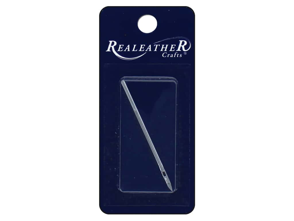 REALEATHER by Silver Creek Tool Speedy Stitcher Replacement Needle #8