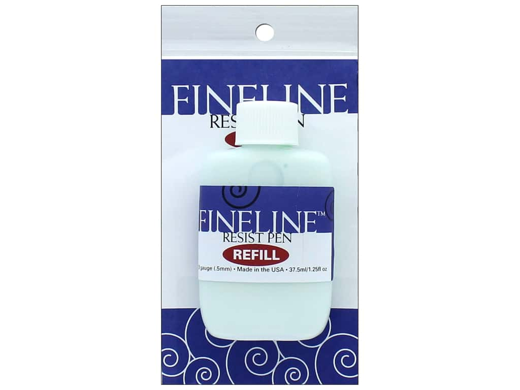 Fineline Products Resist Pen Refill 1.25oz