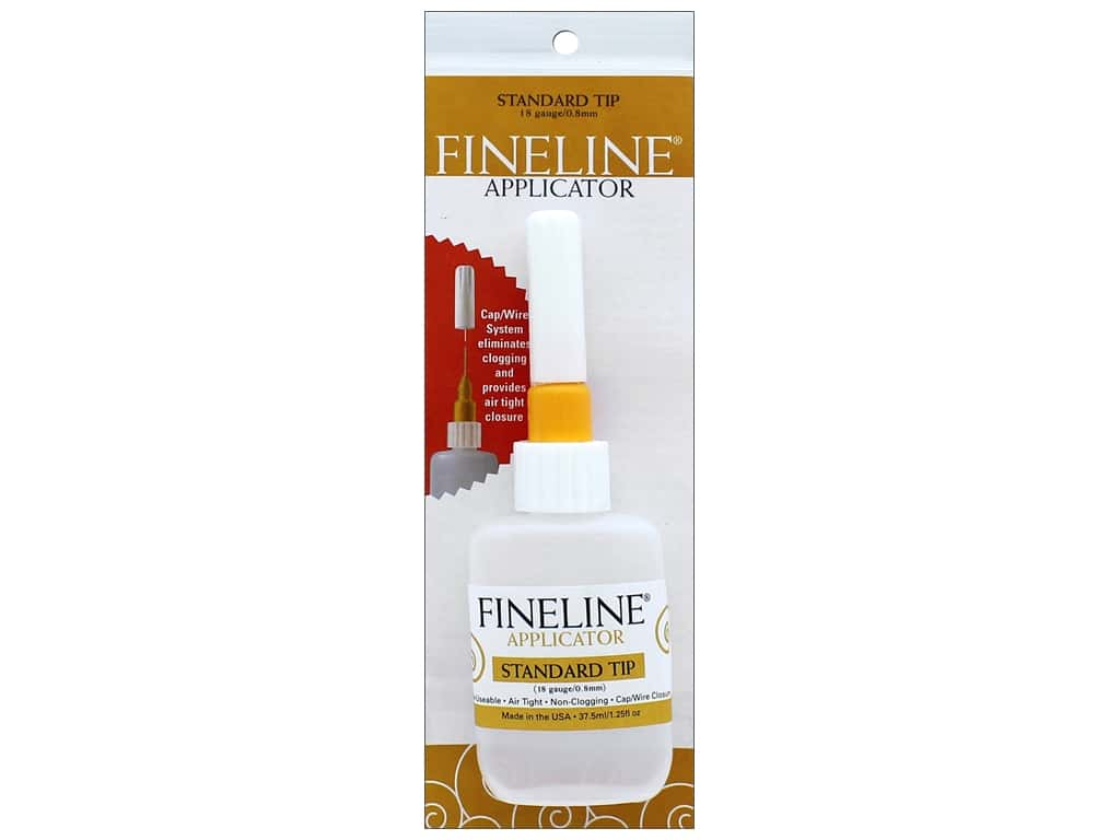 Fineline Products Applicator Bottle 1.25oz & 18ga Standard Tip