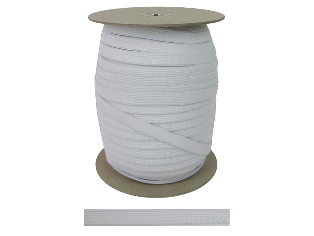 Pellon Knit Elastic 1/2 in. x 144 yd. White