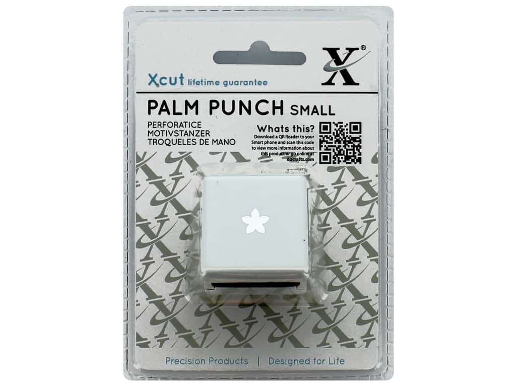 Docrafts Xcut Palm Punch Small 3/8 in. Petal