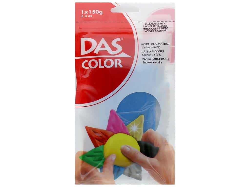 DAS Color Modeling Clay 5.3 oz. Turquoise