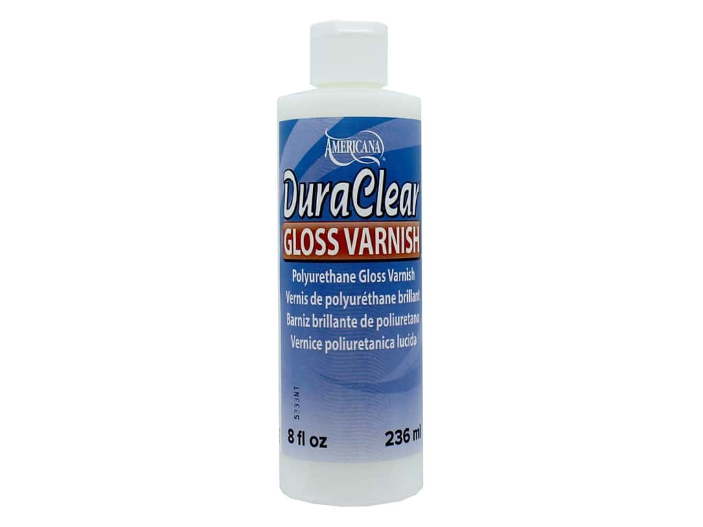 DecoArt DuraClear Varnish 8 oz. Gloss