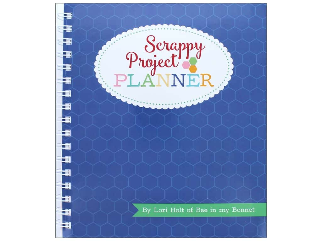 It's Sew Emma Scrappy Project Planner