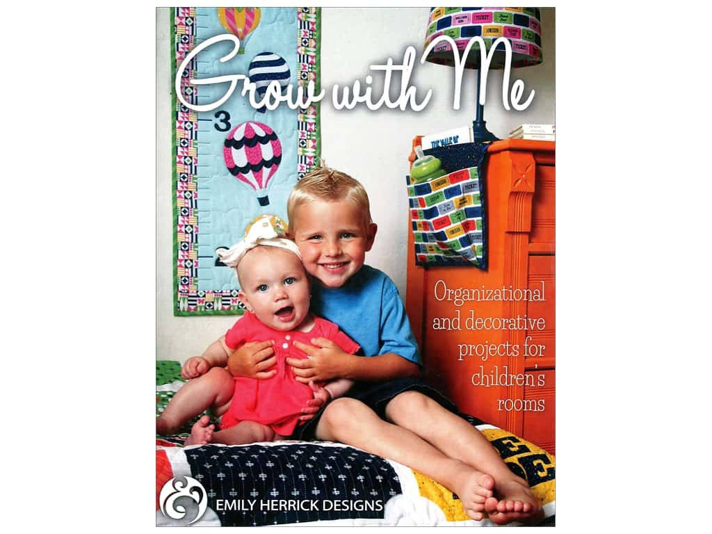 Grow With Me a Book by Emily Herrick Designs