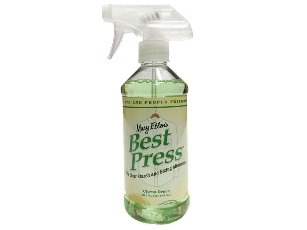 Mary Ellen's Best Press 16 oz. Citrus Grove