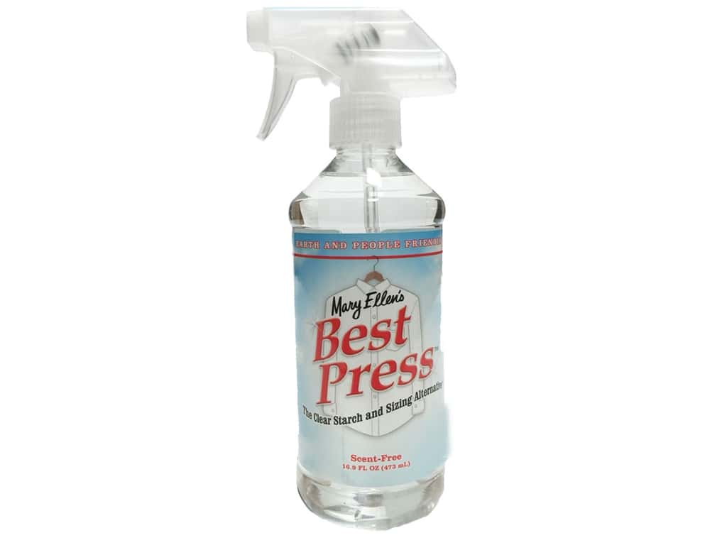 Mary Ellen's Best Press 16 oz. Scent Free