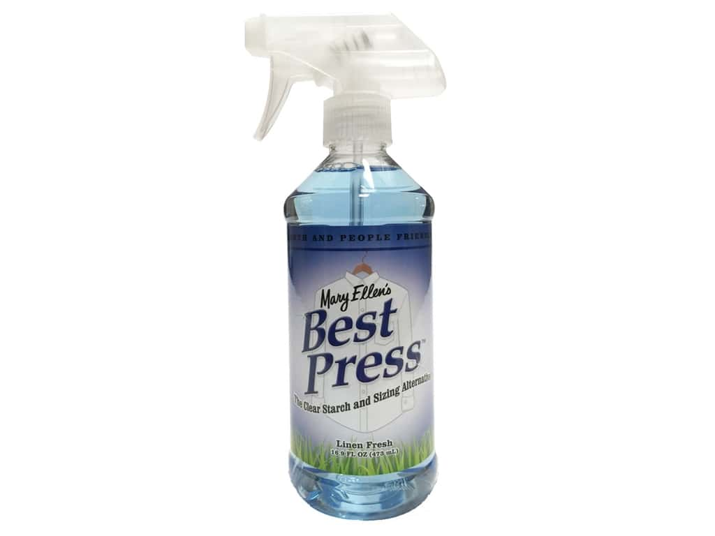 Mary Ellen's Best Press 16 oz. Linen Fresh