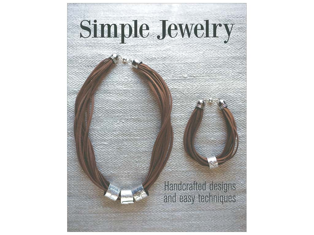Guild of Master Craftsman  Simple Jewelry Book
