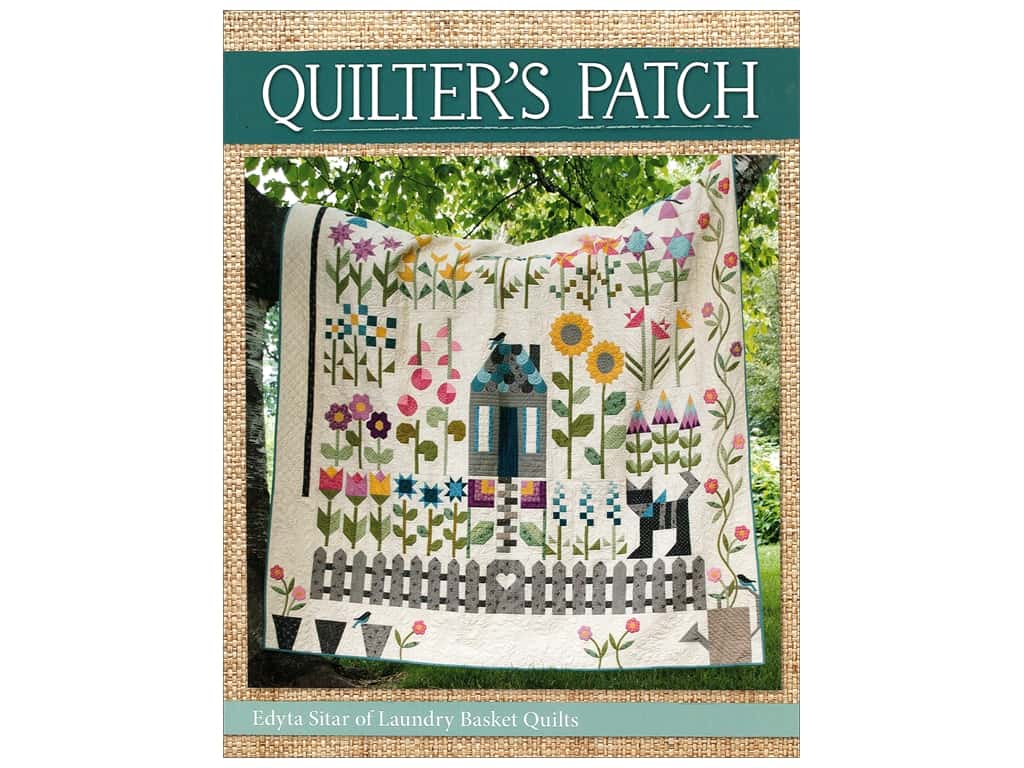 It's Sew Emma Quilter's Patch Book