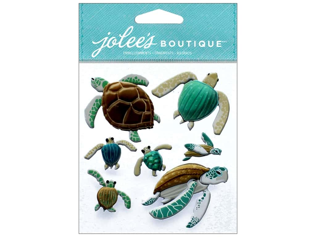 EK Jolee's Boutique Sea Turtles