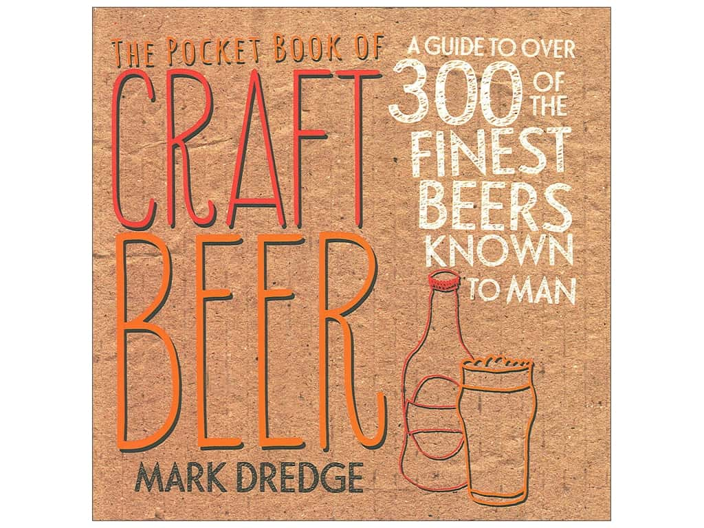 Dog N Bone The Pocket Book Of Craft Beer by Mark Dredge