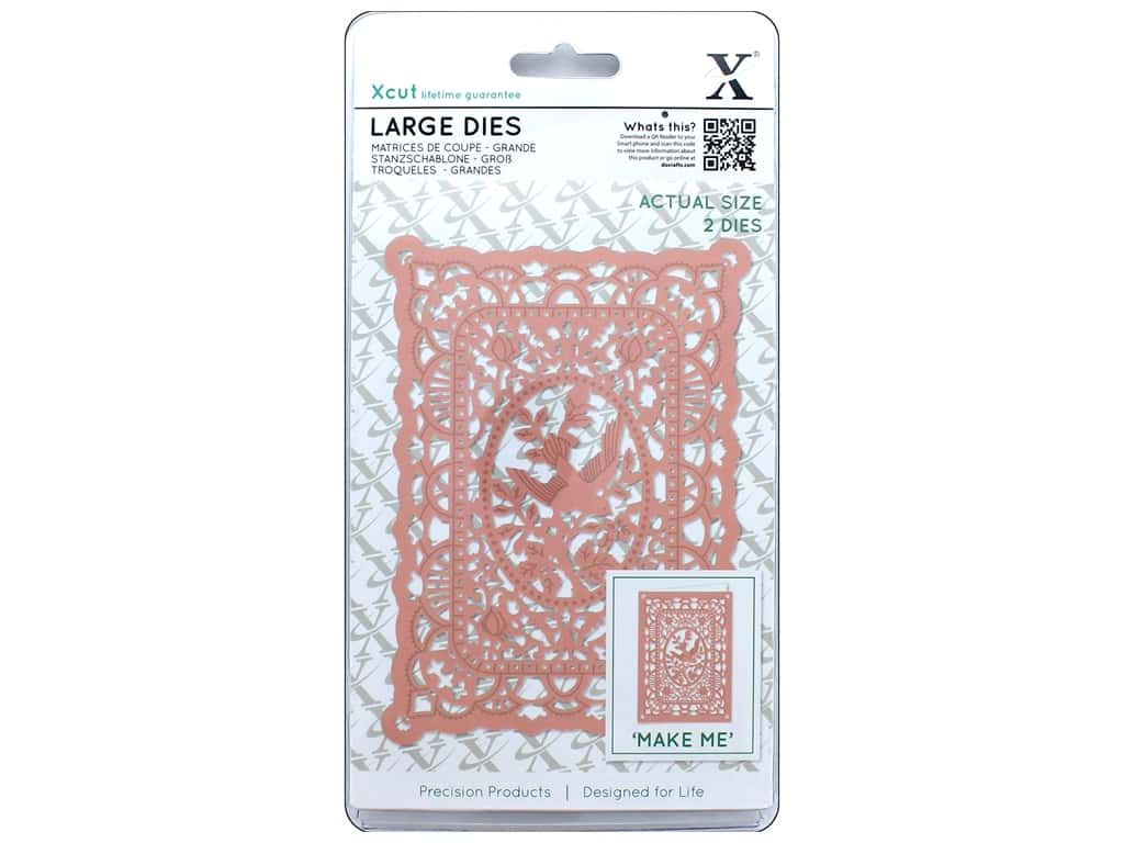 Docrafts Xcut Large Die Lace Frame