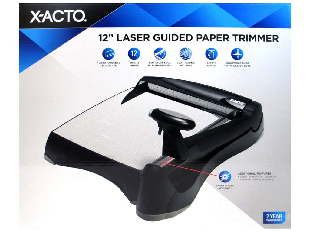 X-Acto Laser Guided Paper Trimmer 12 in.