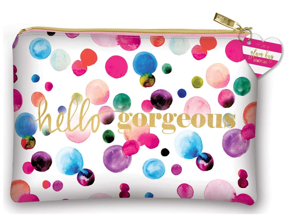 Lady Jayne Cosmetic Bag Gorgeous Dots