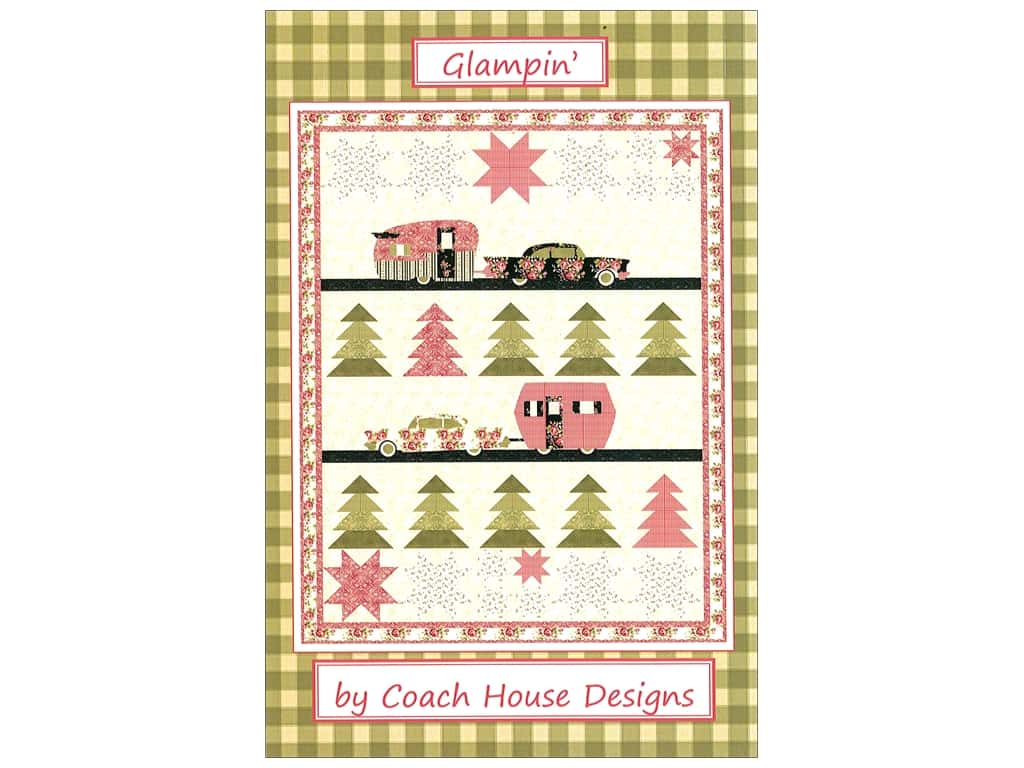Coach House Designs Glampin' Pattern