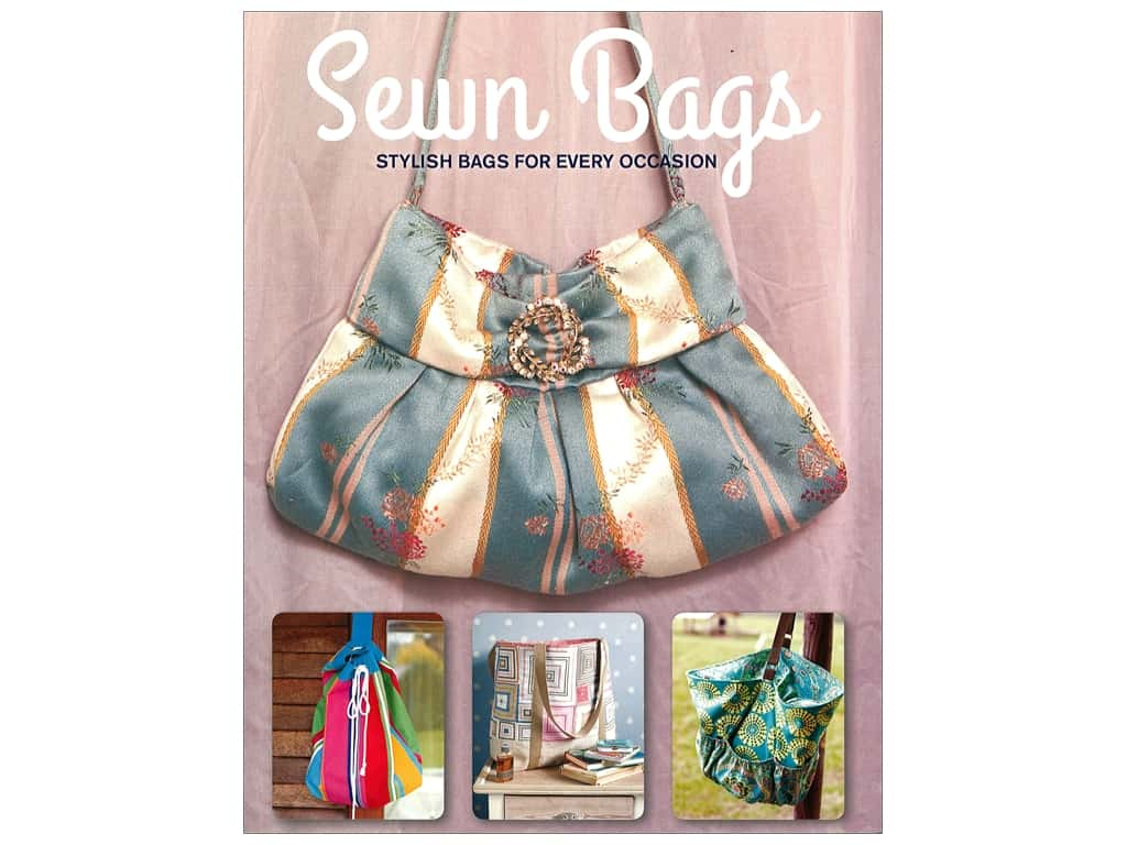 Sewn Bags: Stylish Bags for Every Occasion Book