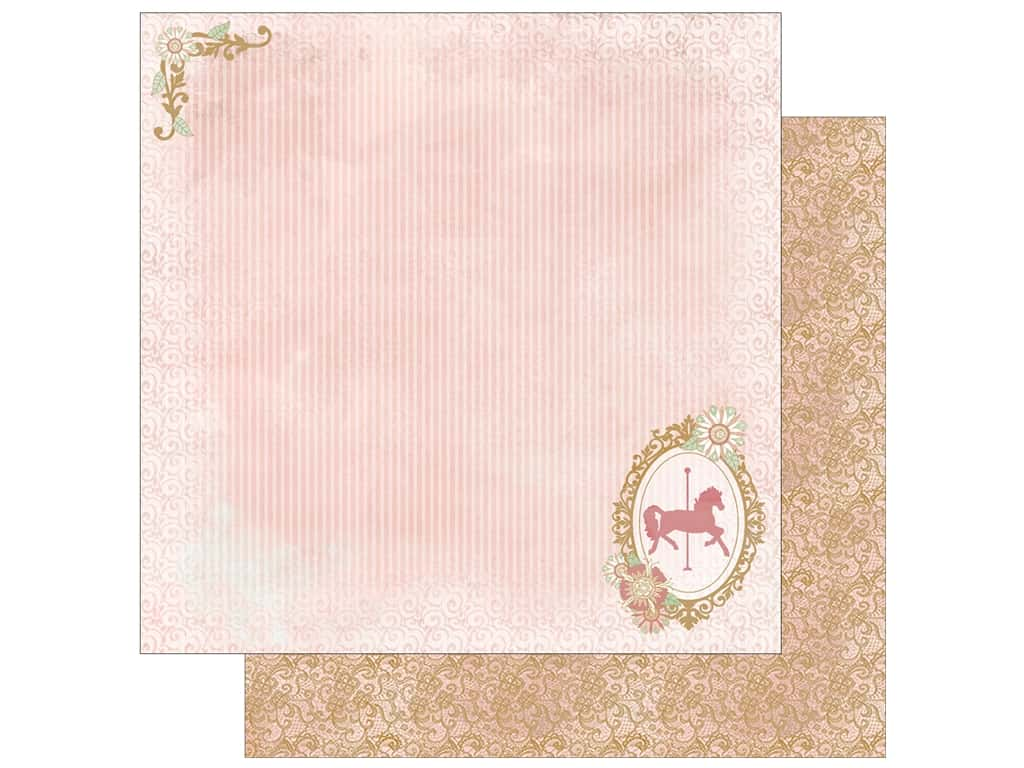 "Authentique Collection Imagine Paper 12""x 12"" Two (25 pieces)"