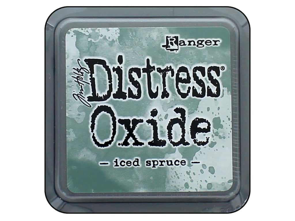 Ranger Tim Holtz Distress Oxide Ink Pad Iced Spruce