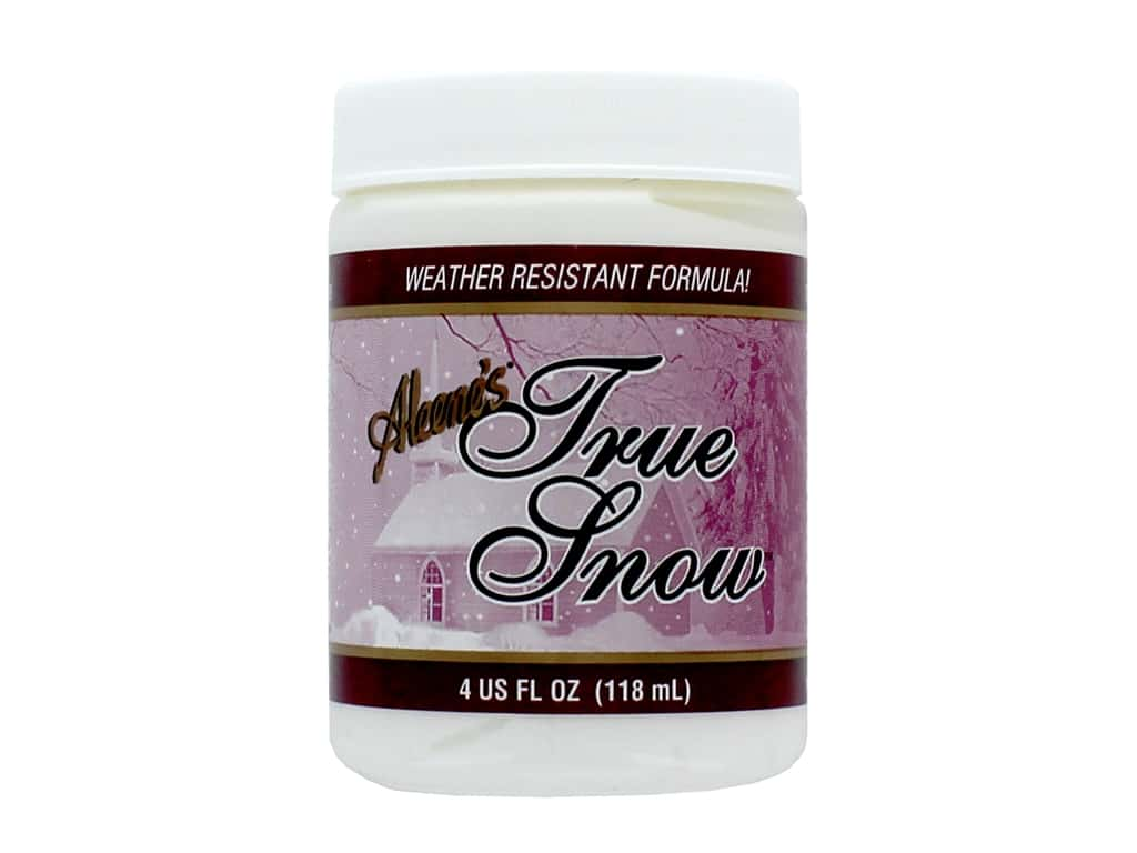 Aleene's True Snow 4 oz.