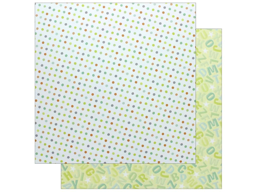 """Photo Play Collection About A Little Boy Paper 12""""x 12"""" Lullaby (25 pieces)"""