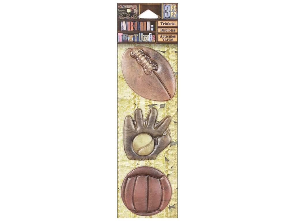 7 Gypsies Collection Architextures Trinkets Play Ball