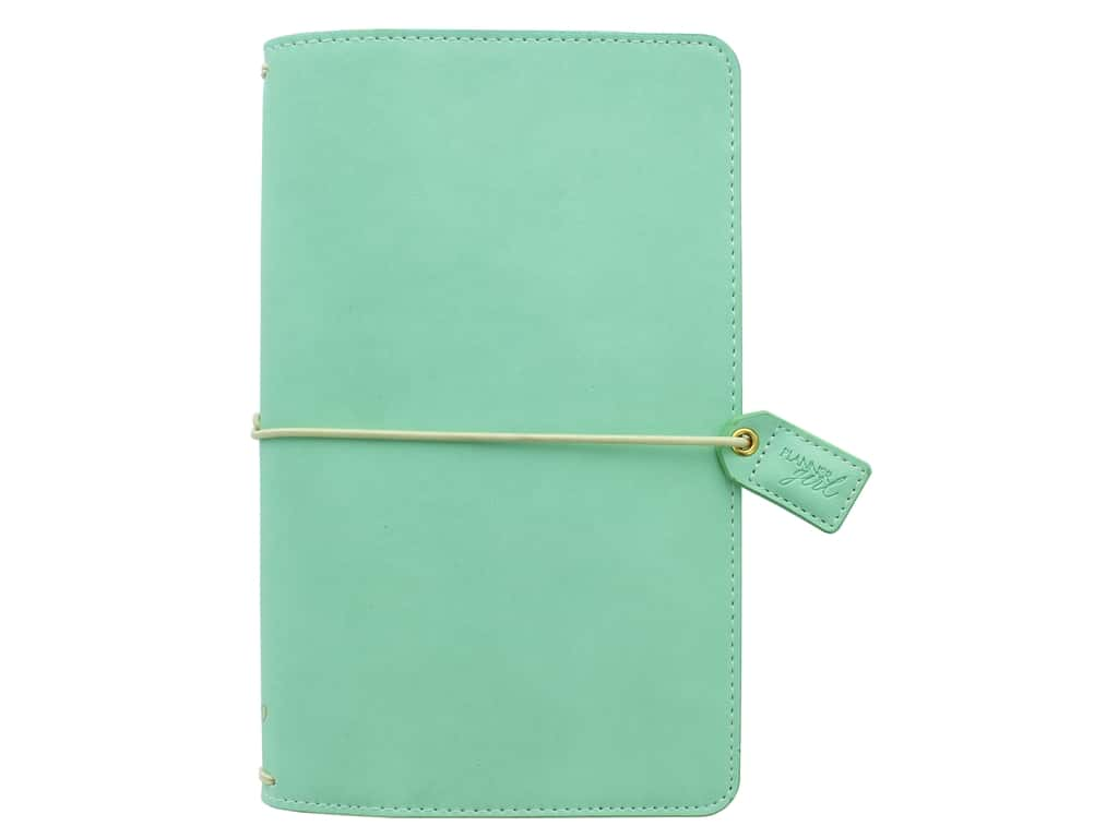 Webster's Pages Color Crush Planner Traveler Mint Book Wrap