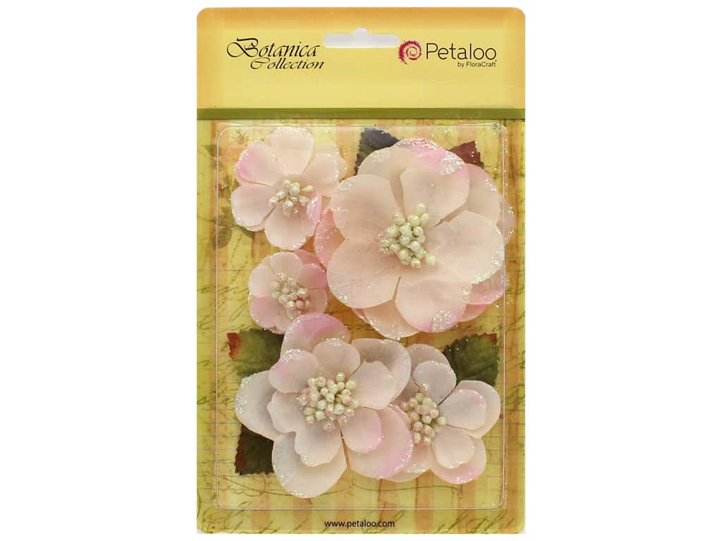 Petaloo Botanica Collection Magnolia Mix Blush